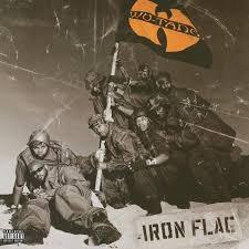 <b>Wu</b>-<b>Tang Clan</b> - <b>Iron</b> Flag (Vinyl) : Target