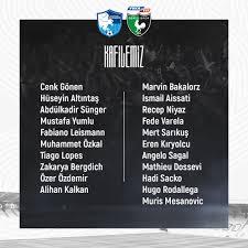 Denizlispor - BB Erzurumspor maçı kafilemiz.👇 #YukatelDenizlispor
