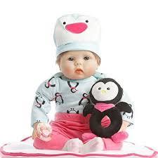 sanydoll reborn baby doll soft
