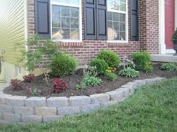 small garden retaining wall this wall and landscaping lost value and invitation to this nice home retaining wall landscaping build small retaining wall on