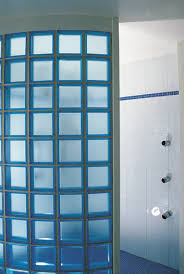 precast glass block panels