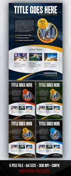 corporate business flyer by fadeink graphicriver corporate business flyer corporate flyers