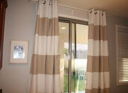 ... Large-size of Enthralling Blue Curtains For Tan For Horizontal Striped  Drapes Horizontal Striped Curtains ...