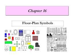 floor plan symbols. Simple Floor 1 Chapter 16 FloorPlan Symbols To Floor Plan U