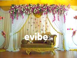 orchid flower decoration for ganpati at home. flower decoration for ganesh festival orchid ganpati at home