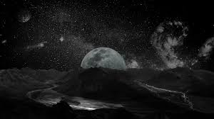 Download wallpaper 3840x2160 moon ...