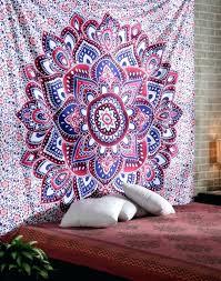 christmas wall art tapestry uk