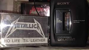 Metallica Hit The Lights Demo Metallica Hit The Lights 1982 No Life Til Leather Demo Recording