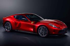 Creating an entirely new and modern take on the ferrari sports prototype concept is both an ambitious and complex undertaking. Say Hello To The One Off Ferrari Omologata Carbuzz