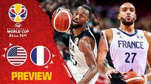 The official twitch channel of the nba. Usa V France Preview Best Plays Of Each Team So Far Fiba Basketball World Cup 2019 Youtube