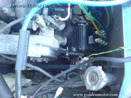 hybrid car kit electric car motor electric hybrid car conversion