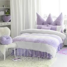 noble purple and white color block 4
