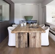 rustic dining room tables and chairs. Here\u0027s A Great Example Of Less Is More. That Slab Table Says It All! Susanna Cots Design, Shows Just How Easily Small Dining Room Can Speak Volumes. Rustic Tables And Chairs C