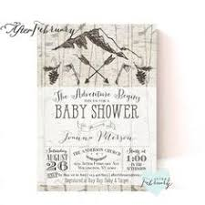 22 Best Baby Mows The Lawn Images On Pinterest  Camping Parties Camping Themed Baby Shower Invitations