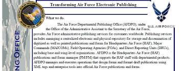 af form 910 air force e publishing home