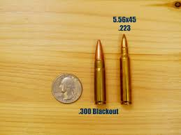 300 Blackout Blk Vs 5 56 Best Uppers Ammo Pew Pew