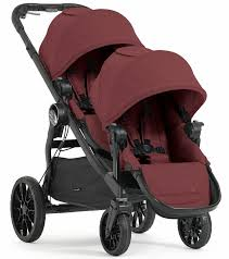 2017 baby jogger city select lux double stroller port