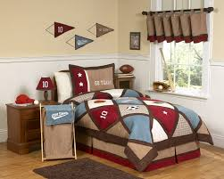 brown red sports bedding full queen comforter set all star diamond sets size additional sheet single