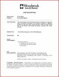 Medical Office Assistant Job Description For Resume Cover Letter for Medical Receptionist Luxury Front Desk Resume 62
