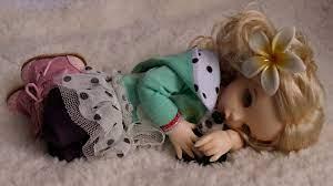 Cute Doll Couple Pic Hd