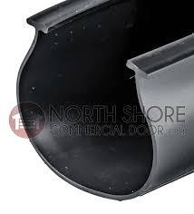 garage door bottom 4 3 4 t vinyl weather seal
