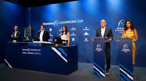 Pots 2 to pots 4 will be placed by their club rankings. European Professional Club Rugby Heineken Champions Cup Pool Draw Maps Out First Steps On Road To Marseille 2022