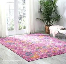lovely pink fl rug new flower passion fuchsia a with colourful design rugs round