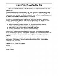 Mental Health Registered Nurse Cover Letter Sample Professional