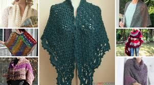 Free Crochet Wrap Patterns