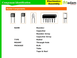 Pth And Smt Component Identification And Understanding