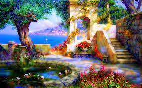 paradis paradis fond d'écran hd - placer le papier peint - 1920x1200 -  WallpaperTip