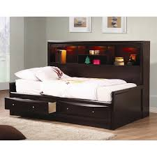 Phoenix Bedroom Furniture Coaster Furniture 400410t Phoenix Twin Daybed In Capucchino With