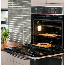 ft convection double wall oven with wifi connect