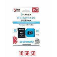 Hafıza kartı sd card 16 GB 5 yıl garantili faturalı ürün Fiyatları ve  Özellikleri