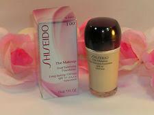 new shiseido the makeup dual balancing i00 very light ivory spf 17 1 oz 30