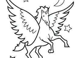 Horse Coloring Pages Printable Free Free Printable Mustang Horse
