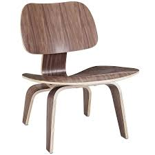 eames molded chair. Amazon.com: Modway Fathom Mid-Century Modern Molded Plywood Lounge Chair In Walnut: Kitchen \u0026 Dining Eames
