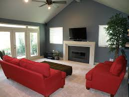 Vaulted Living Room Decorating Paint Ideas For Living Rooms With Vaulted Ceilings