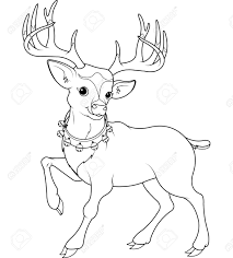 Small Picture 9 Free Printable Deer Coloring Pages For Kids 2016