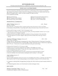 Mortgage Resume Samples Mortgage Processor Resume Mortgage Processor ...