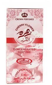 Купить <b>Масляные</b> духи <b>Al Rehab Cherry Flower</b>, 6 мл по низкой ...