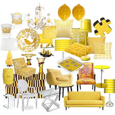 Yellow Home Decor Accents CITRUS YELLOW HOME DECOR Yellow accent chairs Yellow accents 6