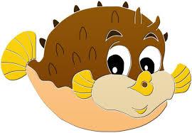 cute puffer fish clip art.  Fish Fun Blowfish To Cute Puffer Fish Clip Art Pinterest