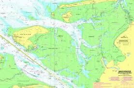 18126 Schierm Oog Tot Norddeich Marine Chart Nl_18126