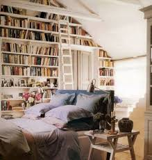 Decorating: Small Attic Library - Home Library