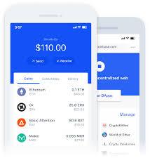 Bitcoin wallets contain a user's keys, not bitcoin. Coinbase Wallet