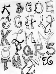 Cool Letter Designs 69 Likable How To Draw Cool Letters Easy