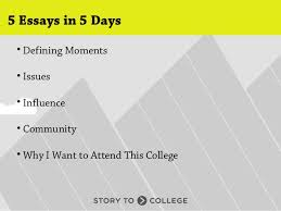 storytelling the personal essay and college writing readiness a mod  story to college using personal essays to foster life skills 8