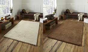 hand knotted 100 wool rug modern snowdon thick gy pile stylish centre piece