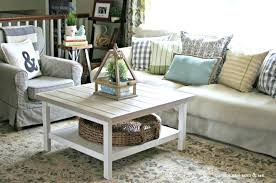 baskets for under coffee table coffee table basket storage underneath under baskets s white with baskets